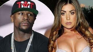 Floyd Mayweather's New Girlfriend is Fine as Hell, AND She Can Read!