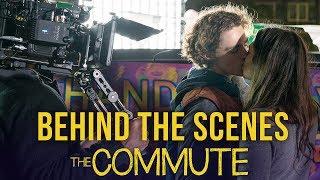 On Set w/ Claudia Sulewski, Steffan Argus & Cast of The Commute Season 2!