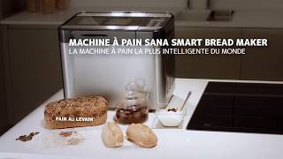 Sana Smart Bread Maker (français)