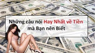 Những câu nói hay nhất về tiền mà Bạn nên biết    Đường Tăng
