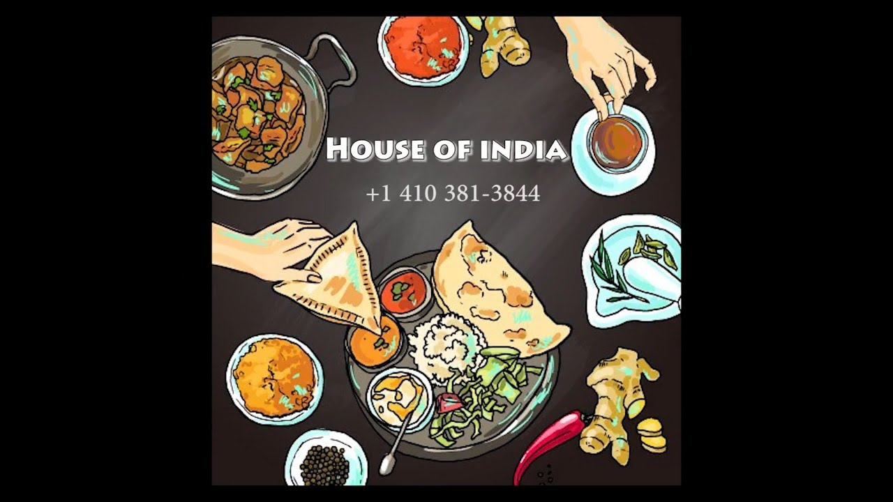 House Of India Indian Restaurant In Columbia Md