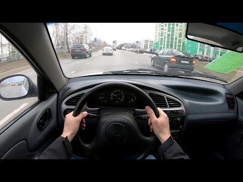 2012 ЗАЗ ШАНС 1.3L (70) POV TEST DRIVE