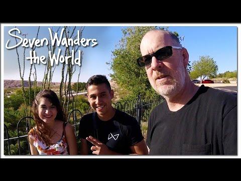 Meeting Locals for Best Steak in El Paso TX | Blind in Left Eye E235