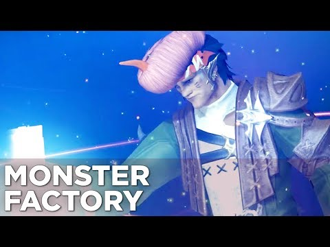 Monster Factory: Cid Finalfantasy's Cat Man Quest