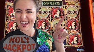 MASSIVE Slot Machine Jackpot Handpay on Dragon Link | Casino Game In Las Vegas