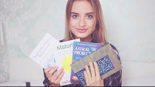VLOG ♥ мои любимые книги & образ бесплатного образования.