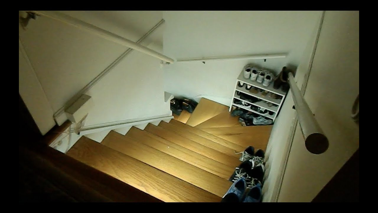 How To Assemble Stair Lights Youtube Wiring Circuit Diagram Electrical Technolgy Staircase