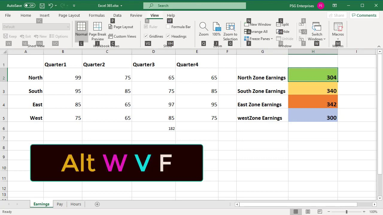 How to Hide and Show Formula Bar in Excel   Office 20