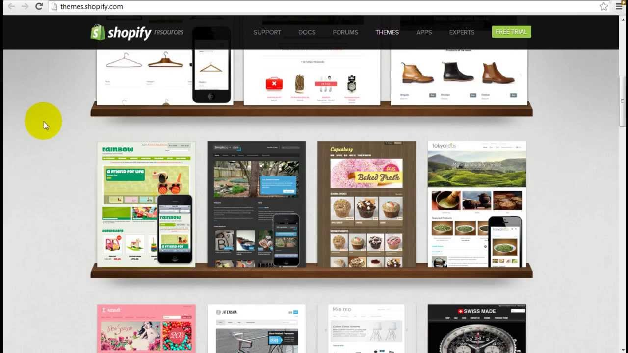 Shopify Review Is Shopify A Good Ecommerce Website Builder Youtube