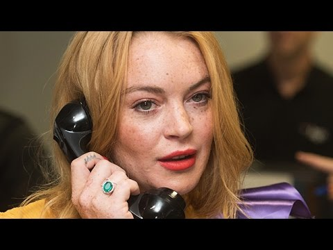Lindsay Lohan Has A Super Weird New Accent  Video