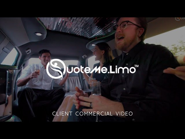 QuoteMe.Limo Commercial Video - Made by Envy Creative