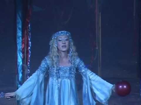 Olga Ionova, The Snow Maiden.