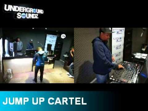 JUMP UP CARTEL @USZ RADIO 07/08/13