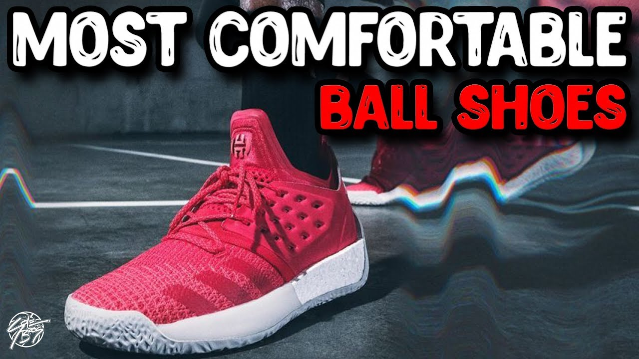 d4121ae0ab3 Top 10 Most Comfortable Basketball Shoes to Ball In! The Sole Brothers