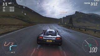 "Forza Horizon 4 - ""The Kraken"" Fortune Island Final Road Race w/ Koenigsegg CC8S"