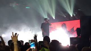 NF - Oh Lord - Therapy Session Tour - May 6, 2017 - sold out crowd