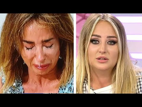 La gran tragedia de María Patiño contra Rocío Flores y Antonio David Flores en Socialité y telecinco