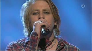 Jay Smith - Against all odds - Idol Sverige (TV4)