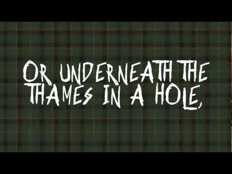 The Rumjacks - McAlpine's Fusiliers (Lyrics)