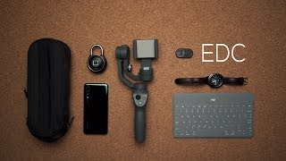 MY TECH EDC // EVERY DAY CARRY 2018!