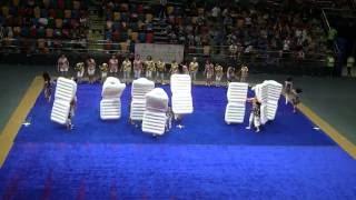 2016年香港普及體操節~Kidnetic 老幼記組