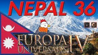 NEPAL - Europa Universalis IV   Gameplay [ITA] - PRUSSIA D