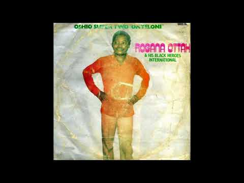 Rogana Ottah and his Black Heroes Int'l | Song: Onyeluni Isu Ogaga | Highlife | Nigeria | 1981