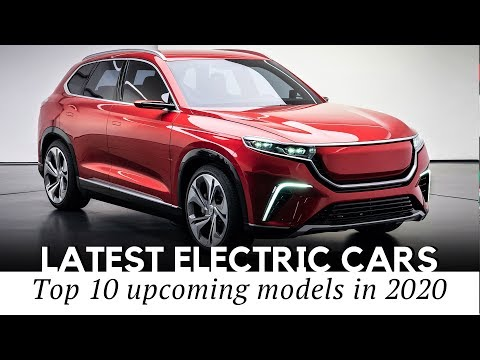 10 Upcoming Electric Cars Making Automotive News Headlines In 2020