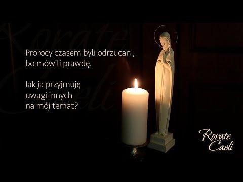 #RorateCaeli - sobota, 12 grudnia - Być prorokiem