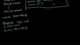 Принцип математической индукции