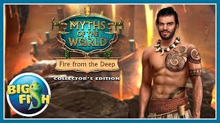 Video Myths of the World: Fire from the Deep Collector's Edition download MP3, 3GP, MP4, WEBM, AVI, FLV Agustus 2018