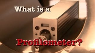 What is a Profilometer?