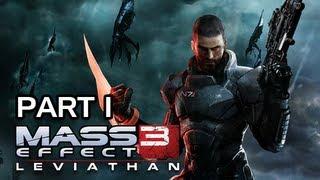 Mass Effect 3 Walkthrough - Leviathan DLC Part 1 Reaper Killer Let