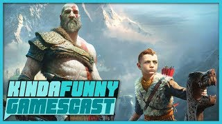 The Future of God of War (w/Director Cory Barlog) - Kinda Funny Gamescast Ep. 164