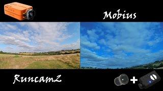 Mobius 3.6mm Lens / Runcam Comparison As A Hatcam