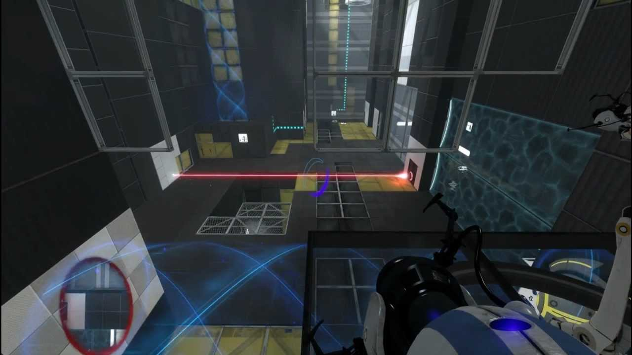 portal 2 how to tell chamber