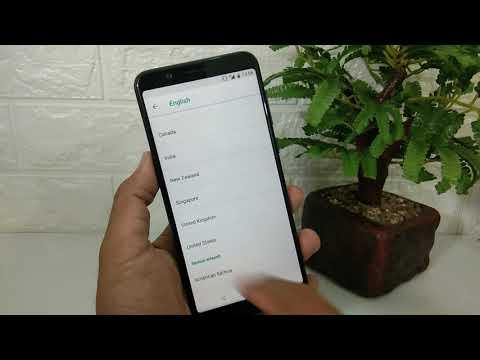 Cara Menambah Bahasa Sistem Di Android