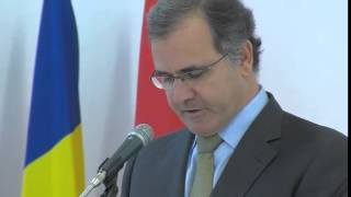 Inauguração novas instalações Pinto Brasil SA (completo)