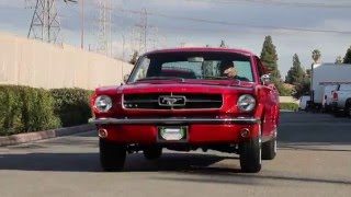 1964 1/2 Ford Mustang D Code!