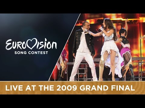 Aysel & Arash - Always (Azerbaijan) Live 2009 Eurovision Song Contest