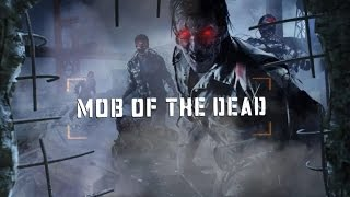 CoD Zombies EASTER EGG ORIGINS on MOB OF THE DEAD LIVE!▐ CoD Black Ops 2 Zombies