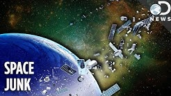 Can We Use Space Lasers To Clean Up Space Junk?