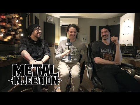 GOJIRA Frontman Introduces MCLOUD To The Metal World| Metal Injection