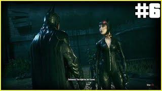 Batman Arkham Knight Walkthrough Part 6-Catwoman