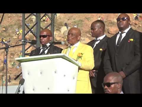 Dr Motsoahae Thabane ABC Leader Sethaleng- 28 May 2017 - Lesotho Politics