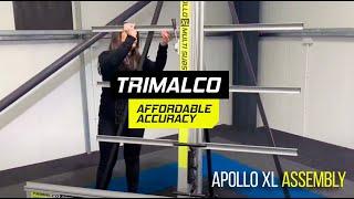 Trimalco Apollo XL SĠE Assembly Guide | SIGNGEER.COM