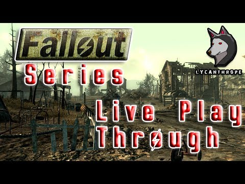 Fallout NV Last call in vegas baby!! Road to 200subs! Interactive Streamer! Join the pack today!!!!!