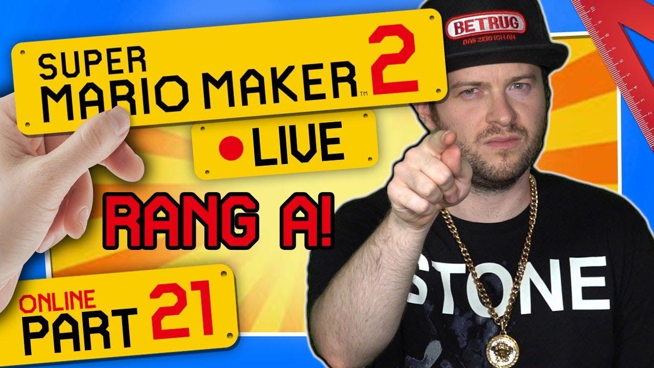 ???? SUPER MARIO MAKER 2 ONLINE ???? #21: Vernetztes Spielen | Auf Rang A flexen