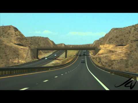 Lets Go Places prt 12 -   Arizona to  Nevada   -  USA Travel -  YouTube
