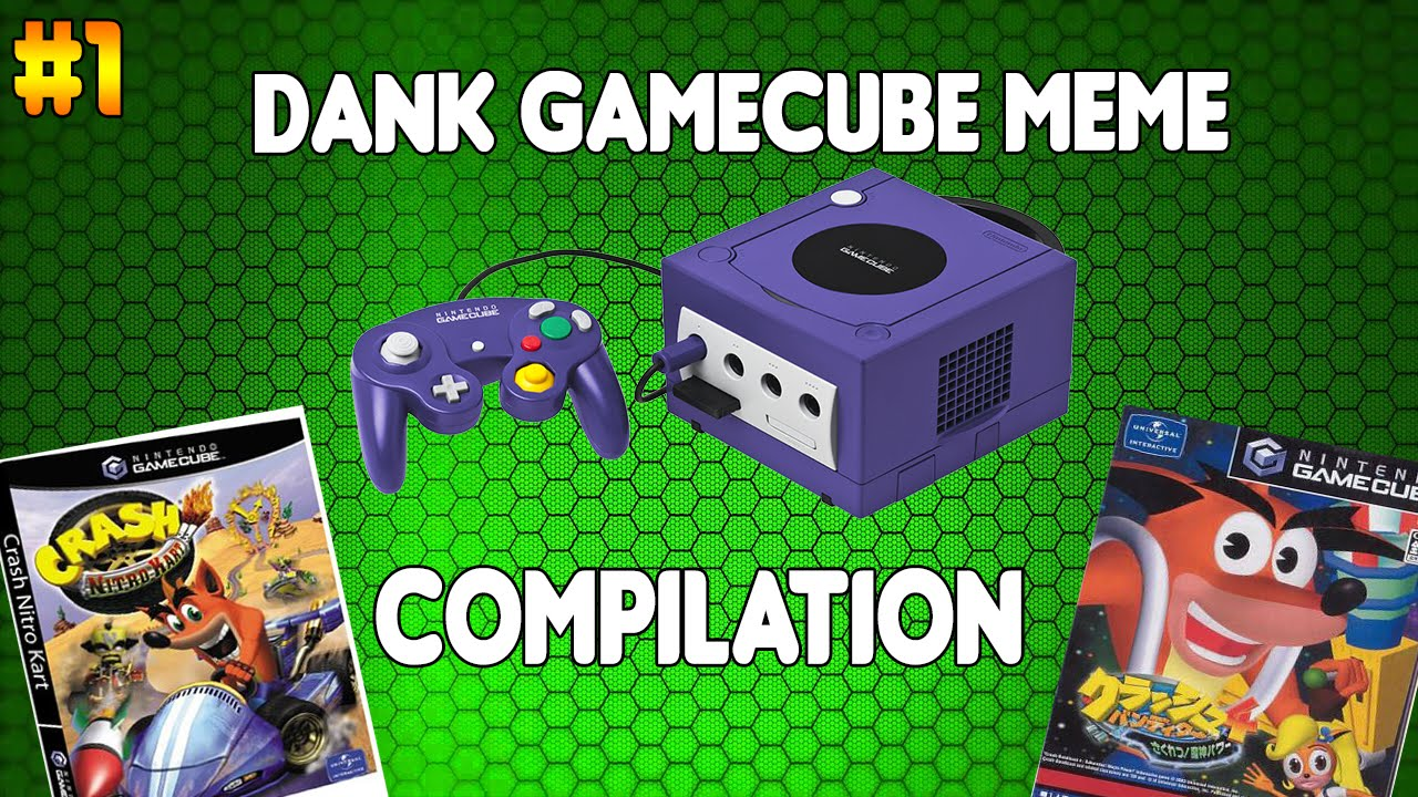 Another Gamecube Intro Meme - YouTube |Gamecube Meme
